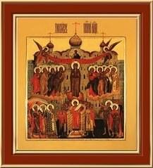 Икона Покрова Пресвятой Богородицы в Москве, ц. Покрова в Красном селе, ц. Воскресения Христова в Барашах.